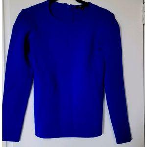 MAJE Cobalt Blue Sweater